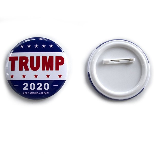 Amerikan Seçim Trump 2020 Rozeti Moda Amerika Büyük Tutmak Armband Yaratıcı Mektup Baskı Rozetleri Parti Festivali Hediye TTA1132