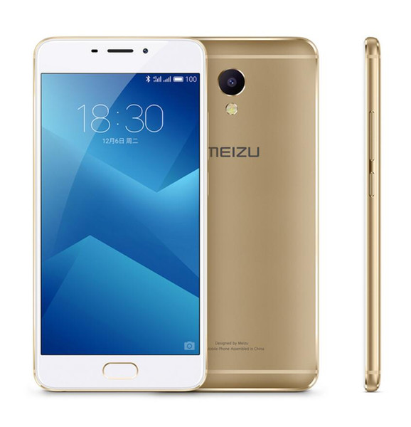 "100% Original Meizu M5 Note Global ROM 2.5D Glass 4G LTE Cell Phone Helio P10 Octa Core 5.5"" FHD 3GB 16GB/32GB ROM Fingerprint"