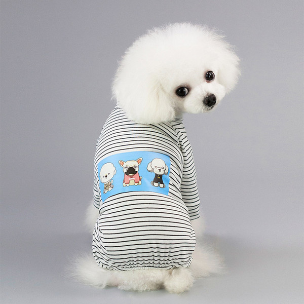 Summer Pet clothe Puppy Small Dog Cat Clothes for cheap Four-legged pants Skirt Apparel Costume cute dog clothes xl Cartoon for dogs
