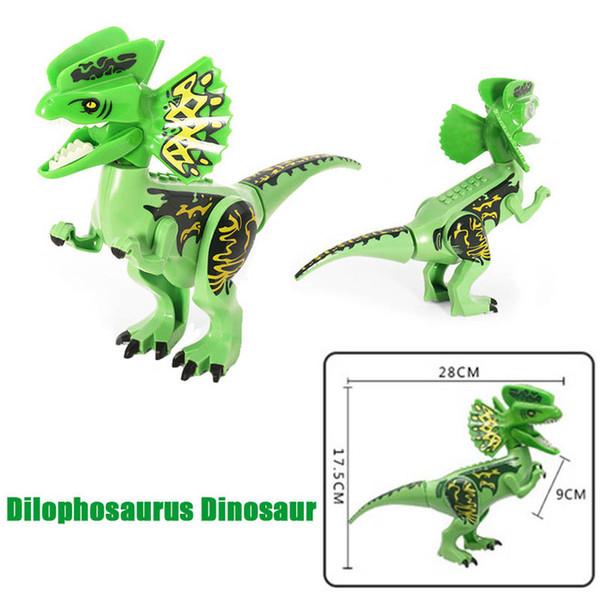 Big Dilophosaurus