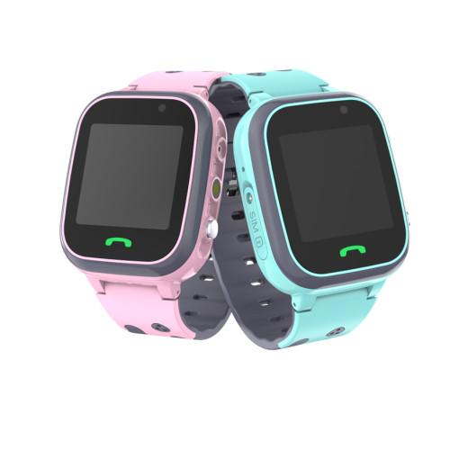 Mobile Unicom LT03 Children Smart Call Watch waterproof LBS base station positioning remote monitoring SOS dual camera Support card 50 Packs