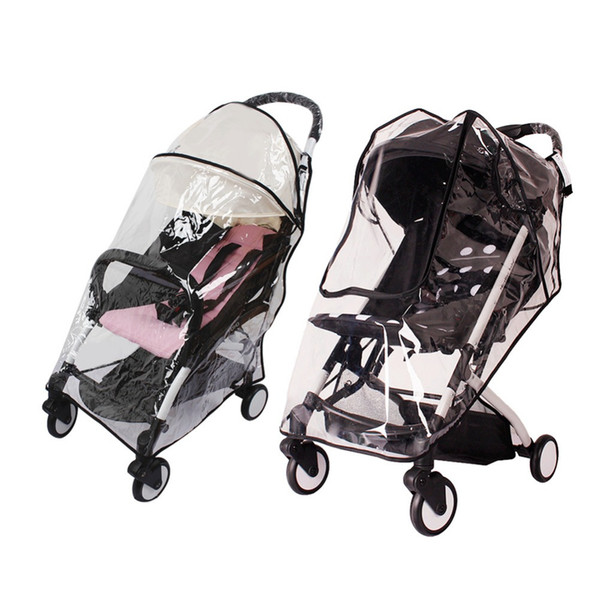 Waterproof Baby Strollers Pushchairs Rain Cover Wind Dust Shield Universal