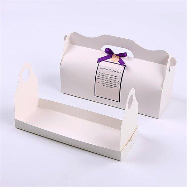 White 27.5x10.5x7.5cm