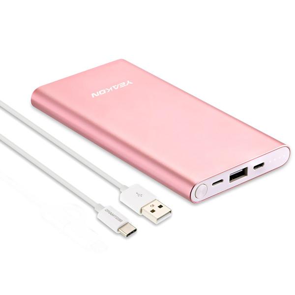 2019 Veloce ricarica portatile telefono cellulare caricabatteria di carico del caricatore della batteria 10000 mAh USB Type-C Backup Power