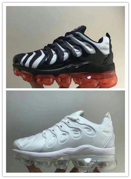 Großhandel Nike TN Plus Air Max Airmax 2019 Neue Kinder TN Designer Sport Laufschuhe Kinder Junge Mädchen Trainer Tn Sneakers Klassische Outdoor