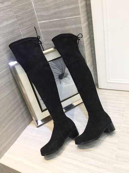 New Fashion Luxury Designer Women's Boots Autumn Embossed Leather Boots Flat-bottomed Comfort Zipper Official Website bmh19090303