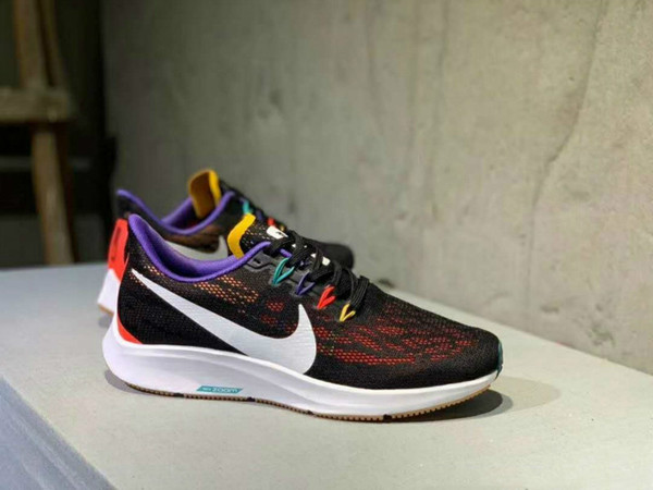 01 2019 New Air Zoom Pegasus Turbo 35 36 Running Shoes For Mens women Originals Pegasus 35 Lining Net Gauze Sneakers Training shoes