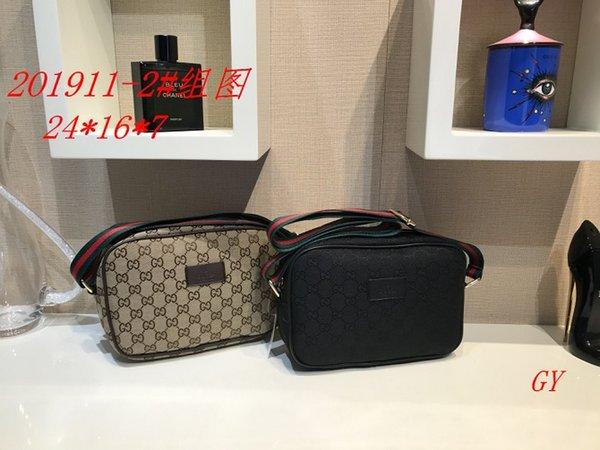 YENİ stilleri Çanta GY Ünlü İsim Moda Deri Çanta CH Kadınlar Bez Omuz Çantaları Bayan Deri Çanta M Çanta çanta GY201911