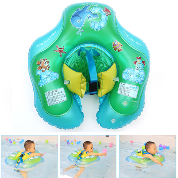Inflatable Baby swimming pool accessories Infant Kids Floats Swimming Pool Toy for Bathtub and Pools Swim Children's Toy Trainer