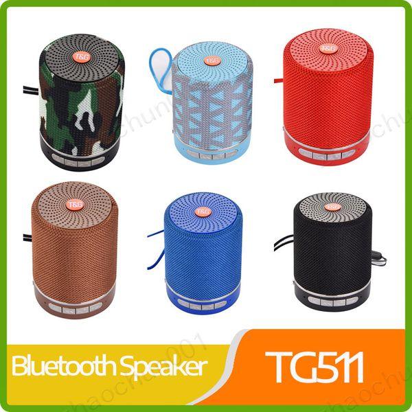 25X Bluetooth WIFI wireless TG511 Portable Bluetooth Speaker Wireless soundbar Bass Outdoor parlante Gift Mini subwoofer box mp3 music