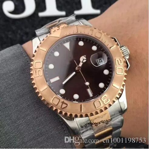 Luxus-Modemarke Herren Frauen des neuen Datums Stahl Automatikwerk Quarzuhr männlich hubnessingly Diamantuhr Uhren