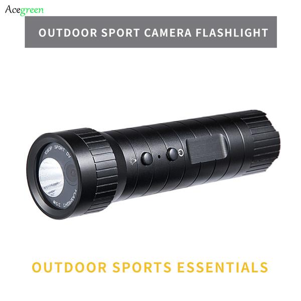 came de l'appareil d'action Acegreen 1080P mini-casque caméra sport Hd large mouvement Angle DV enregistrement en boucle imperméable à l'eau