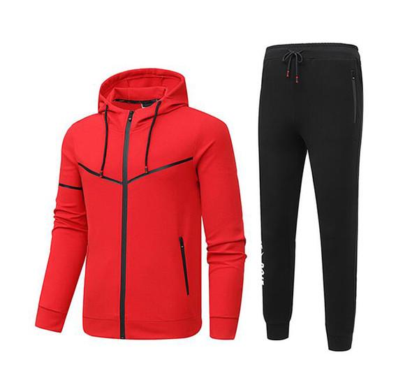 Luxe Hommes Designer Survêtements Automne Marque Survêtement Pour Hommes Survêtement De Mode Hiver Long Tops Pantalon Costumes Vêtements 3 Couleurs M-5XL
