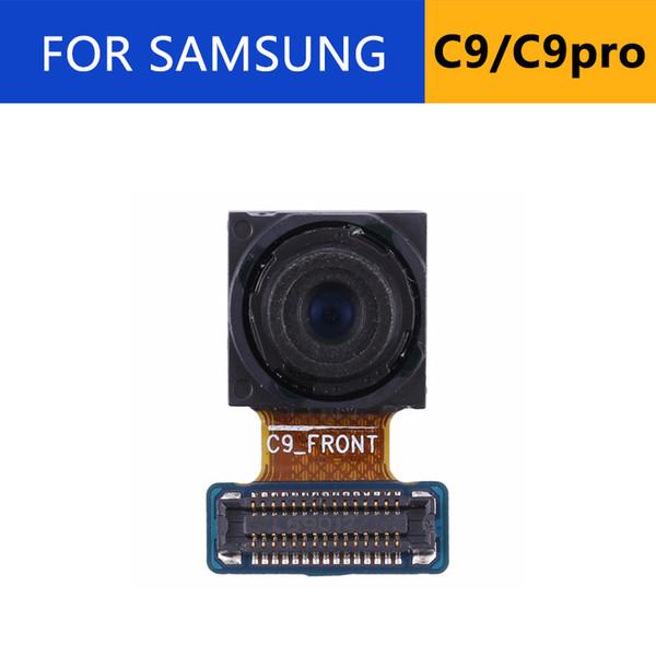 Original Small Front Facing Camera Flex Cable Module For Samsung Galaxy C9 Pro C9000 Camera