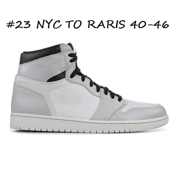 # 23 NYC À Raris 40-46