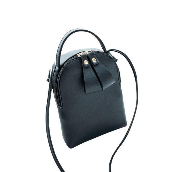 Cheap Fashion Sleeper #4001 Candy Color One Shoulder Small Messenger Bag Mobile Phone Bag Purse bolsa mujer