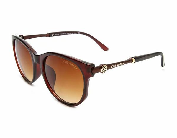 Lunettes de soleil populaires Marque Designer pour Hommes Femmes Casual Cyclisme Outdoor Mode Lunettes de soleil siamois de Spike Cat Eye Sunglasses 3576 de qualité de la
