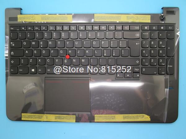 Laptop PalmRestkeyboard para Lenovo para Thinkpad S531 S540 S5-S531 S5-S540 Italia IT 00HM841 04X1826 Touchpad Nuevo Original