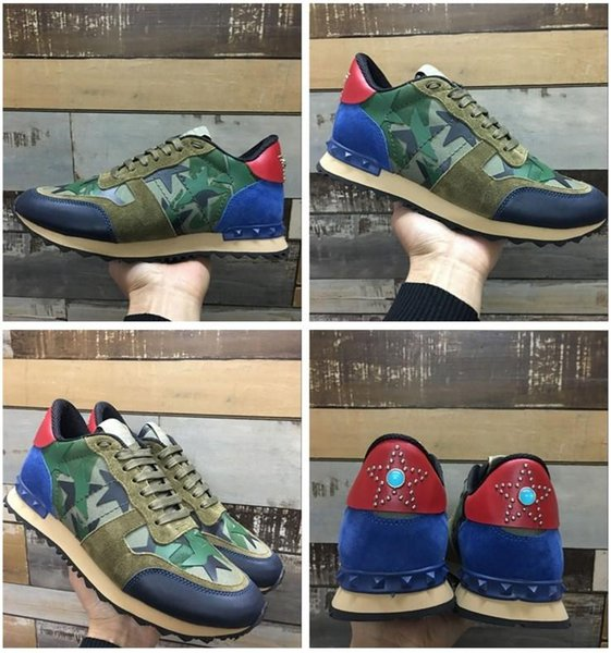 Designer uomo di lusso scarpe casual in pelle moda uomo scarpe bianche piatto casual sneaker jogging giornaliero a buon mercato in vendita xg18111103