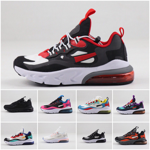 Running Shoes kids multicolor shoes For boys girls baby children Black blue grey Casual sports shoes Eur28-35