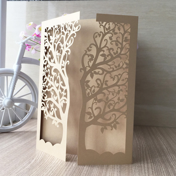 Hollow Wedding Invitation Cards Envelope Supplies With Traditional Invitations Gifts Cards Invitations Thanksgiving Gifts Blessing Card Wording Of