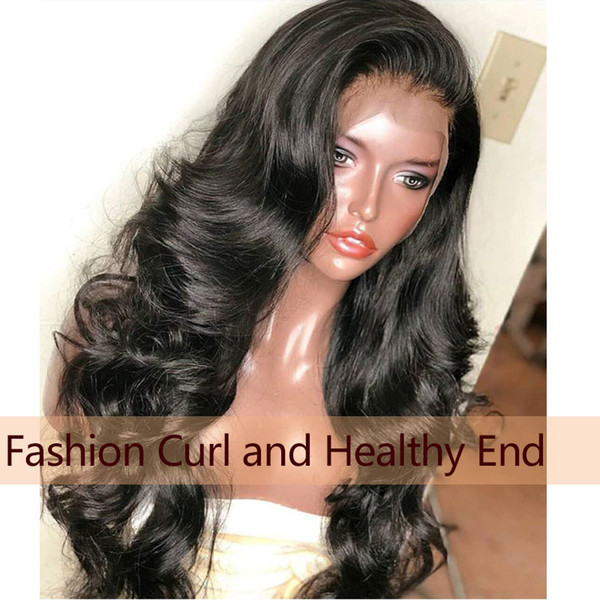 250 Density Pre Plucked Lace Front Human