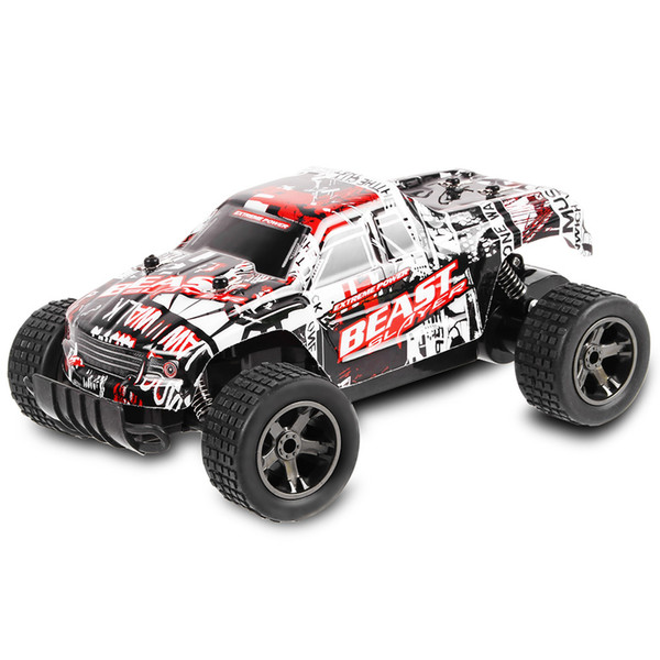 top popular Remote Control Toys Uj99 2 .4g 20km  H High Speed Racing Car Climbing Remote Control Electric Car Off Road Truck 2020