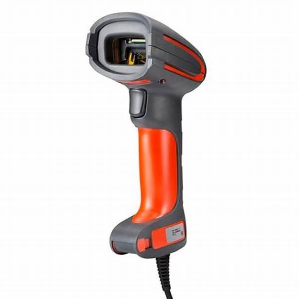 Honeywell Granit 1980i 2D Heavy Duty Industrial-Grade Full-Range Area-Imaging Wired Handheld Barcode Scanner with USB Cable