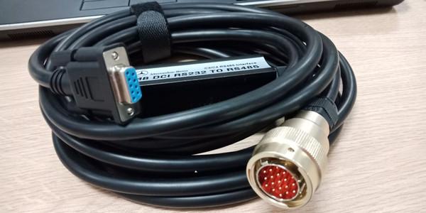 OBD2 кабель и разъем RS232 для RS485 кабель для MB STAR C3 для мультиплексора диагностические инструменты кабель бесплатная доставка