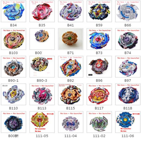 Explosive gyroscope Hot Style 4D Beyblade Burst Toys Arena Beyblades Metal Fighting Gyro Fusion God Spinning Top Bey Blade Blades Toy