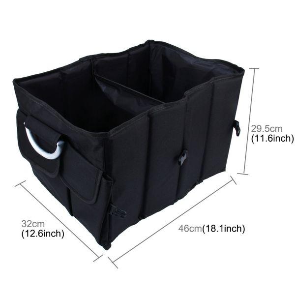 Dobrável Caixa de armazenamento multi-purpose carga carro Organizer Caso ferramenta saco