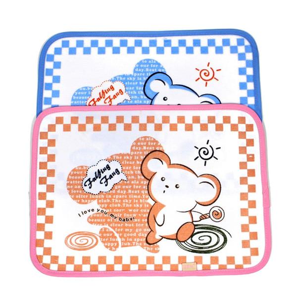 1 Stück Baby Wickelauflage Kinderwagen Wiederverwendbare Windel Wasserdichte Blatt Tragbare Abdeckung Matten Babypflege