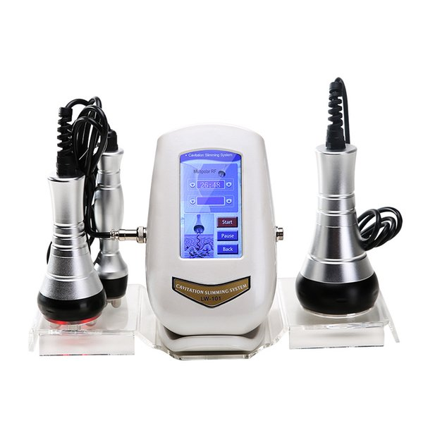vacuum therapy machine radio frequency skin tightening 5M RF Multipolar Beauty device aesthetics SPA in 2019