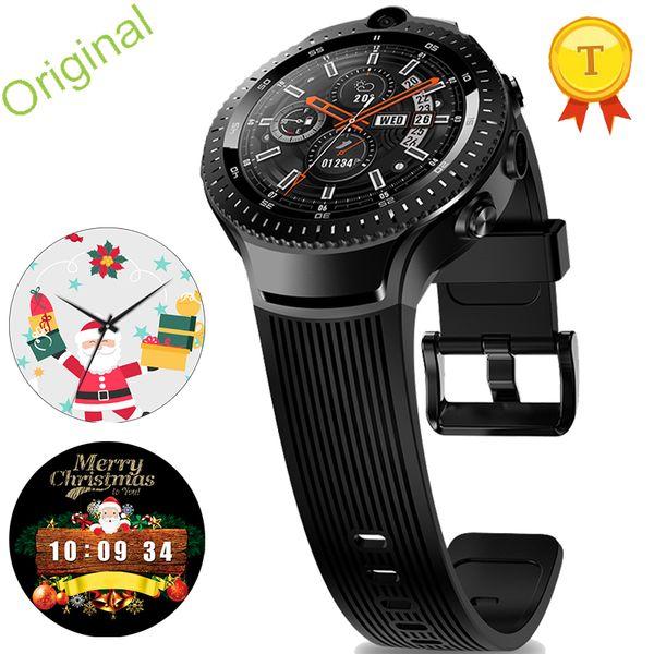Zeblaze THOR 4 Dual 4G 5MP Dual Camera SmartWatch GPS/GLONASS Watch Gorilla Glass 3 Quad Core Christmas Gifts Smart Watch Men