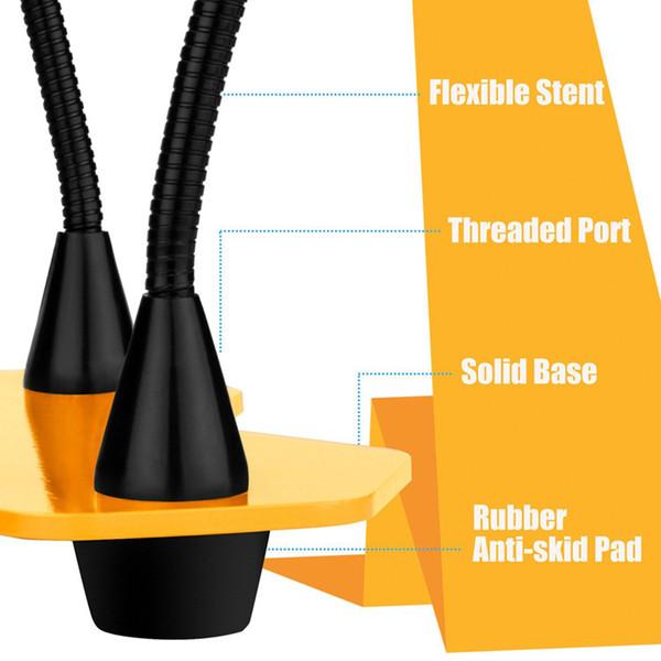 De 5 Lámpara 360 Hardware LED Lupa Reparación Herramienta De Cuatro Compre Mesa Mordazas De Soldadura Mantenimiento Giratorio De De Veces De Vidrio N8mnPyvwO0