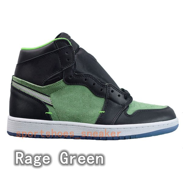 Yeşil Rage