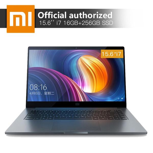 Xiaomi Pro Laptop 16 GB di RAM 256 GB SSD Intel Core i7-8550U Quad Core CPU MX150 2 GB GDDR5 Computer notebook di riconoscimento delle impronte digitali