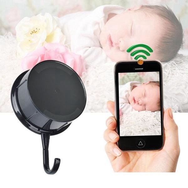 1080P H.264 WiFi IP Camera Full HD Clothes Hook mini Camera portable Coat Hanger DVR Home Securitysurveillance Nanny Cam baby monitor
