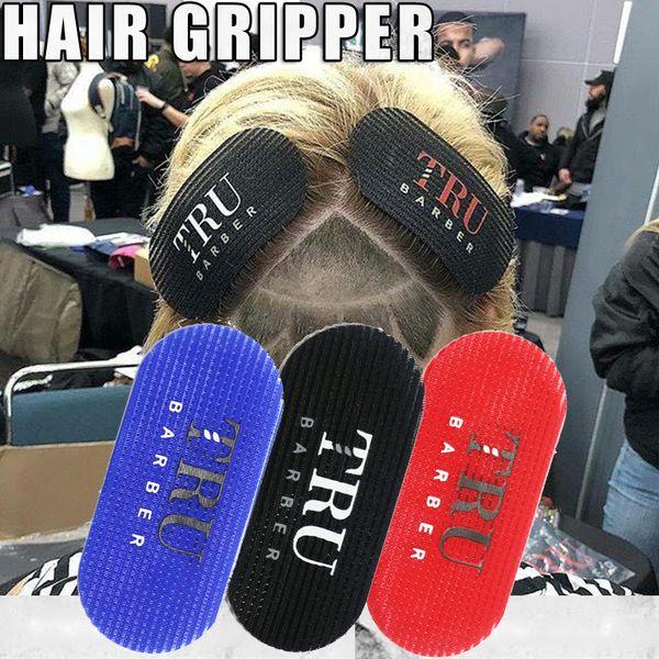 Accessoires de coiffeur Frange Colonnes Tige Sticker Cheveux Pince Pince De Coiffeur Pince À Cheveux Porte-Cheveux pour Coiffure Coupe