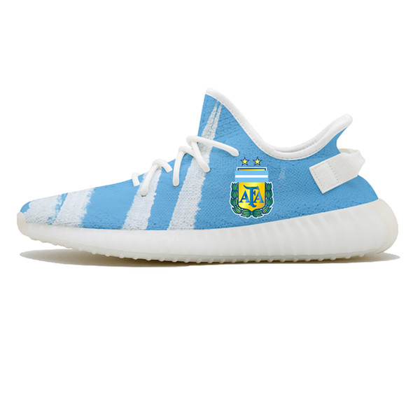 Custom Argentina World Cup colors Ultras Boosts Men&Women Sports Sneakers Shoes Youth&Kids Lady Lovers Style Shoes Zapatillas Hombre Shoes