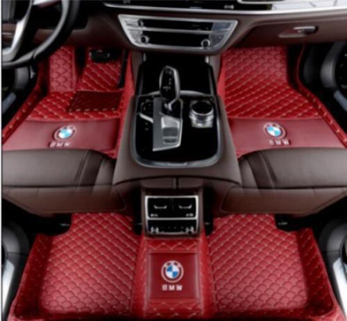 top popular For BMW 1 2 3 4 5 7 Series X1 X3 X4 X5 X6 GT Series Z4 Waterproof floor mat 2019