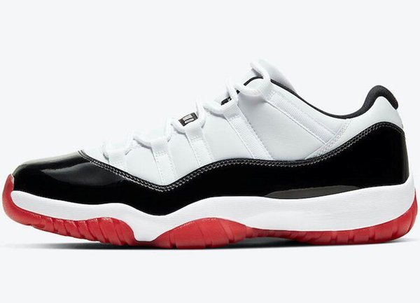 11s Low Concord Bred