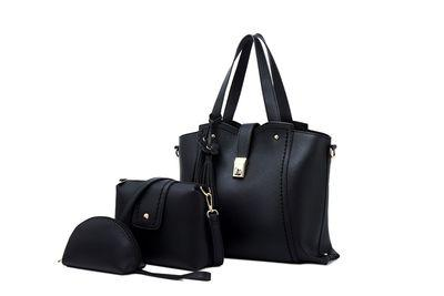 Hot States winter female buns in the mother bag in a single shoulder diagonal big bag pu bags