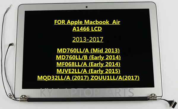 "LCD Screen Display Complete 2013 2014 2015 2017 Apple Macbook Air 13/"" A1466"