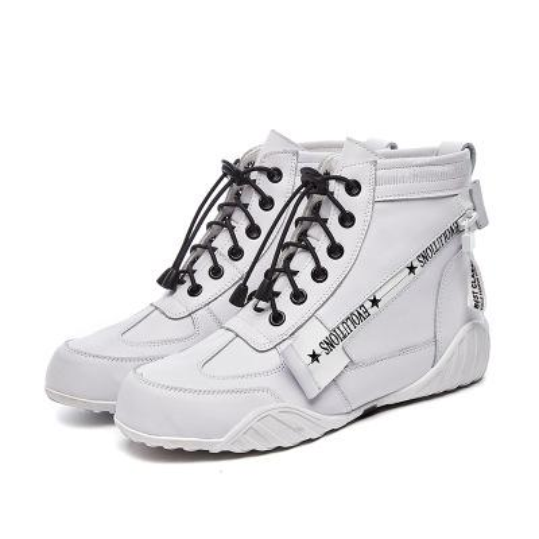 Fall Martin boot women 2018 new style ankle boots Korean version versatile web celebrity flat