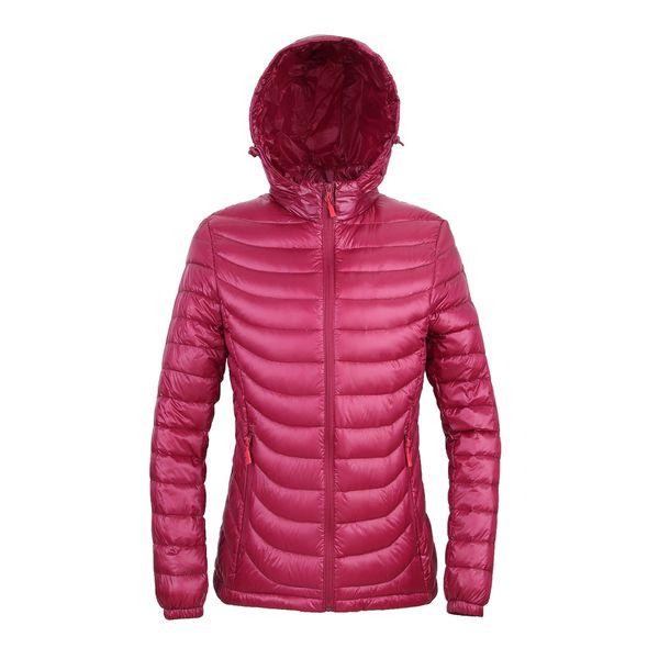 Top marca de mulheres ao ar livre O norte para baixo casaco casaco Canadá menos 40 graus gola de pele rosto pode remover casual caminhadas windbreak