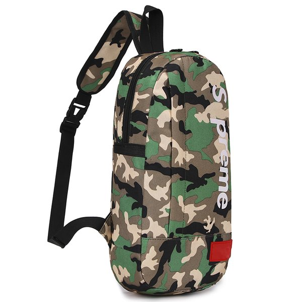 High Quality Chest Pouch Bag Oxford Cloth Durable Waterproof Sling Waist Bag Cross Body Bags Famous Designer Bags Funny Packs Shoulder