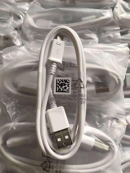 Оригинальный OEM 2A Зарядное устройство Адаптер типа C V8 Micro USB Кабель Высокоскоростной шнур быстрой зарядки для Samsung S7 S8 S9 S10 Примечание Huawei P9 8 7 6 Xiaomi