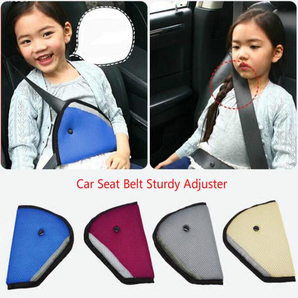 Auto Safe Fit Sicherheitsgurt Stabile Einsteller Auto Sicherheitsgurt Einstellen Gerät Dreieck Baby Kinderschutz Baby Sicherheit Für