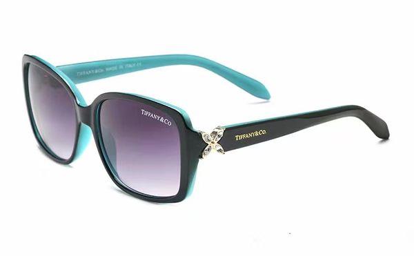 con caja Lujo-Alta calidad Classic Pilot Sunglasses Designer Brand Hombres Mujeres Gafas de sol Gafas Metal Glass Lenses